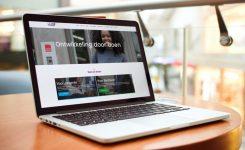 Young UP lanceert een nieuwe website