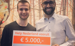 Young UP wint campagne van ING Nederland fonds