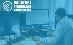 Aan de slag als technisch administratief medewerker?