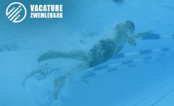 Scoor een sportieve baan als Zwemonderwijzer