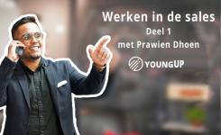 Werken in de sales met Prawien Dhoen [interview]