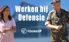 Werken bij Defensie met Remie Goelmohamed
