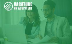 Wij zoeken een Allround HR Assistent