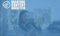 Scoor een baan als Content Marketeer?